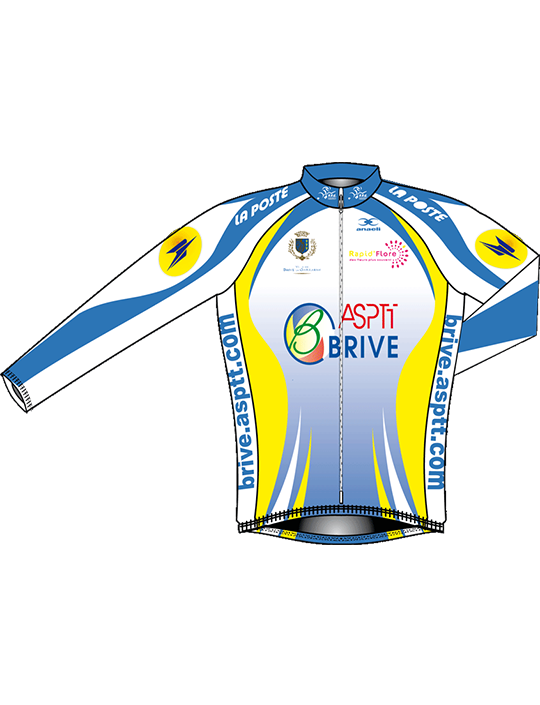 Maillot Manches Longues - C3