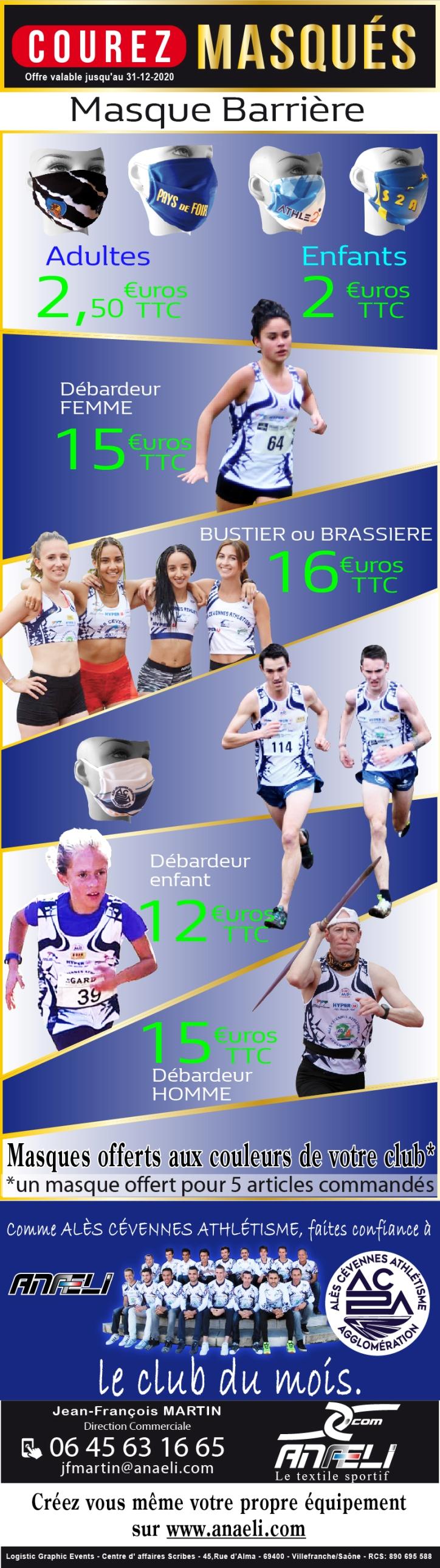 Promo Athlétisme