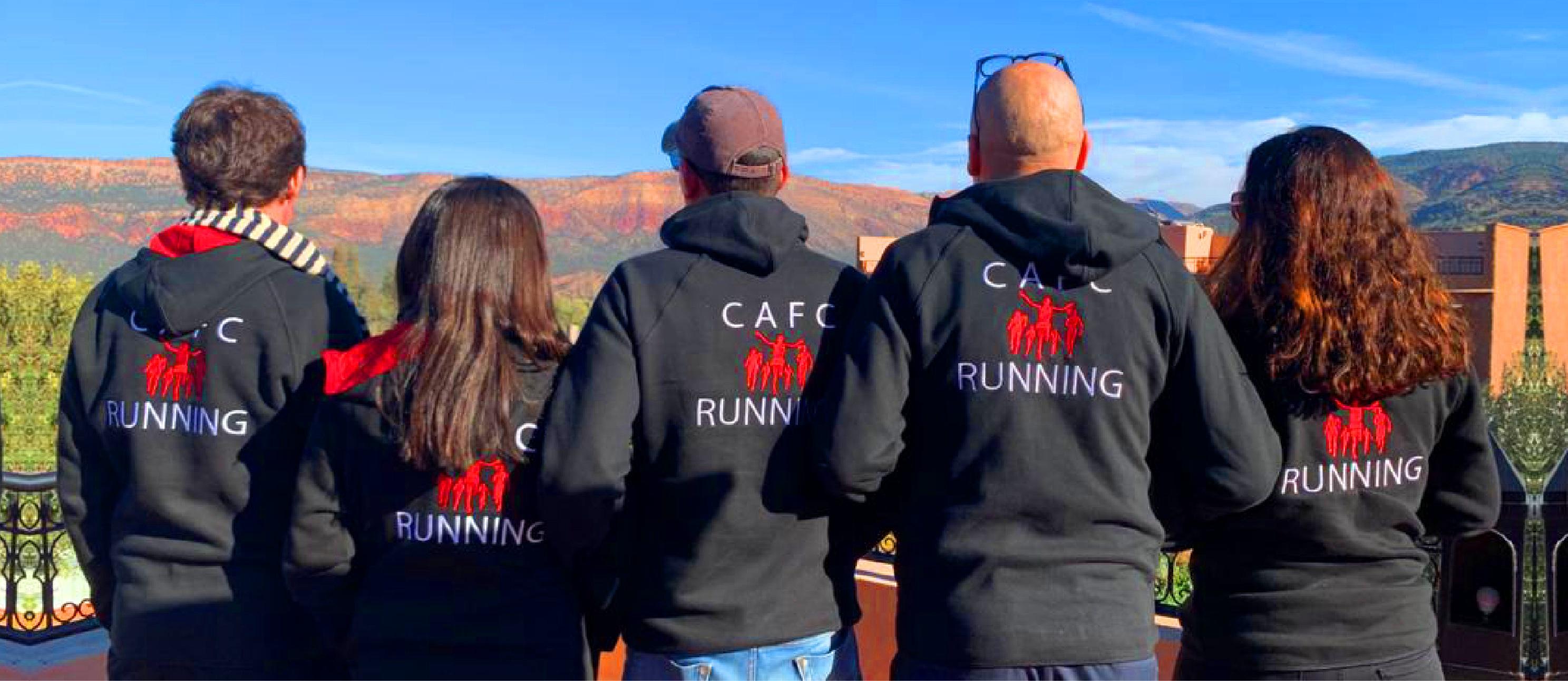 CAFC RUNNING